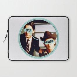 Best Friends - Twin Peaks Laptop Sleeve