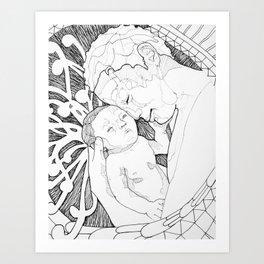 Now Home  Art Print