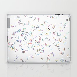 Line Dance Laptop & iPad Skin