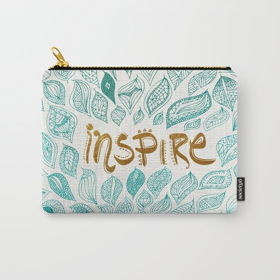 Inspire Carry-All Pouch