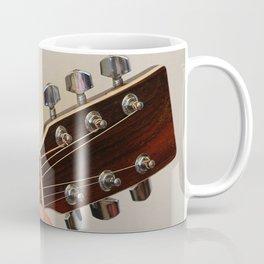 Guitar Player Coffee Mug