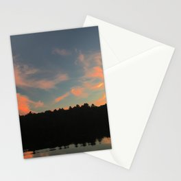 Sunsets and Rivers are Overrated Stationery Cards