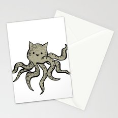 minima - octopuss Stationery Cards