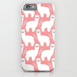 The Alpacas II iPhone Case