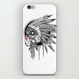 Headshot ! iPhone Skin