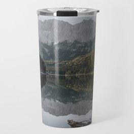 Lake View - Landscape and Nature Photography Travel Mug