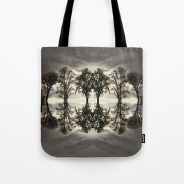 : peace above :  Tote Bag