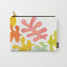 Colourful Foliage and Sun - Matisse inspired Carry-All Pouch