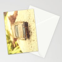 Julians Journey/ Roadblocked Stationery Cards