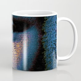 Mona Lisa Eyes 1 Coffee Mug