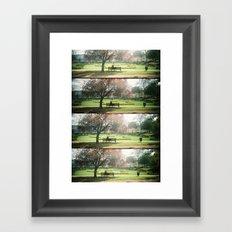 Imagination Garden Framed Art Print