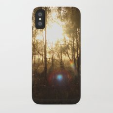 Forest Slim Case iPhone X