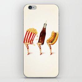 Movie Girls iPhone Skin