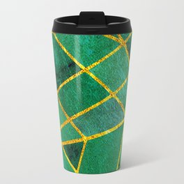 Abstract #245 Travel Mug