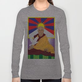 His Holiness Long Sleeve T-shirt