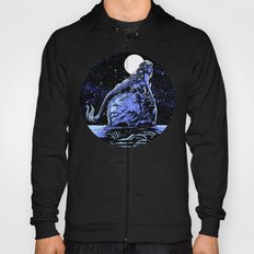 Mermaid Skull Hoody