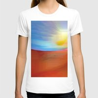 sunrise T-shirts featuring Sunrise by Rafael Salazar