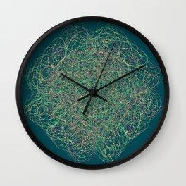 abstract 036 Wall Clock