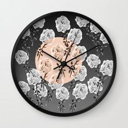 Melancholy #5 Wall Clock
