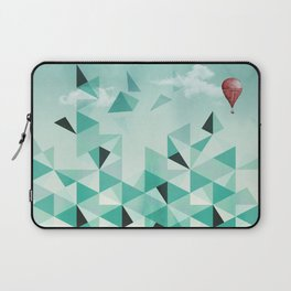 Emerald City (Blue Sky Version) Laptop Sleeve