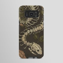 Snake Skeleton Android Case