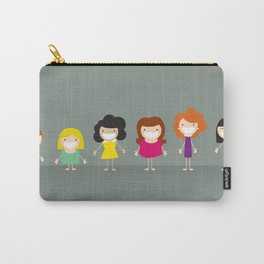 Embrace your uniqueness Carry-All Pouch