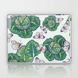 butterflies in the garden Laptop & iPad Skin