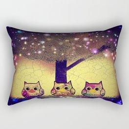 owl-212 Rectangular Pillow