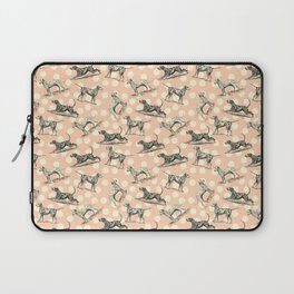 Dalmatian Dogs Pattern Laptop Sleeve