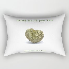 Earth_Kulim Durian  Rectangular Pillow