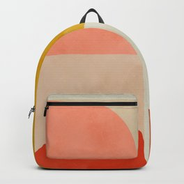 Shapes abstract II Backpack