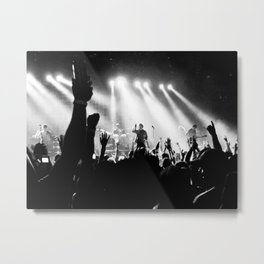 A Toast to Twenty Metal Print