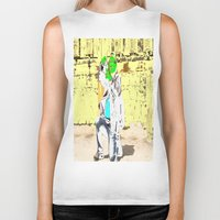 photographer Biker Tanks featuring Photographer by lookiz