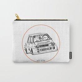 Crazy Car Art 0076 Carry-All Pouch