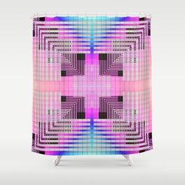 Transmute Shower Curtain