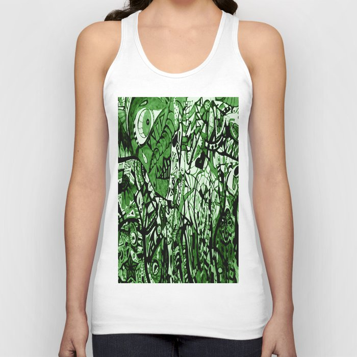 You Can't Unsee It Unisex Tank Top