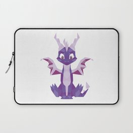 Spyro the dragon Lowpoly Laptop Sleeve