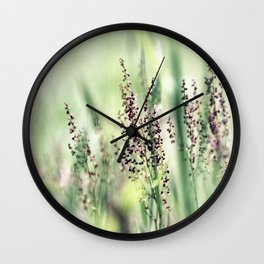 I Had a Dream Wall Clock