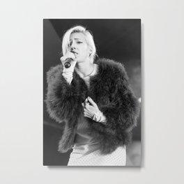 Veronica Maggio Metal Print