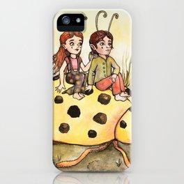 Ladybug Friends iPhone Case