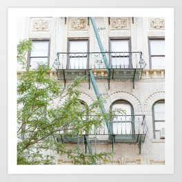 Oh So Soho, New York City Photograph Art Print