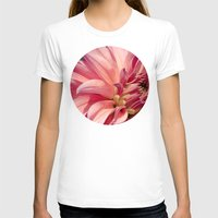 dahlia T-shirts featuring Dahlia  by A Wandering Soul