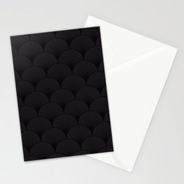 Art Deco Pattern #001 Stationery Cards