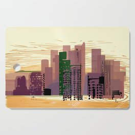 City Center Cutting Board