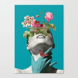 Inner beauty 3 Canvas Print