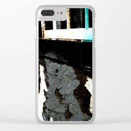 Para Ti 1 Clear iPhone Case
