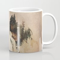 lost Mugs featuring Lost In Thought by Davies Babies