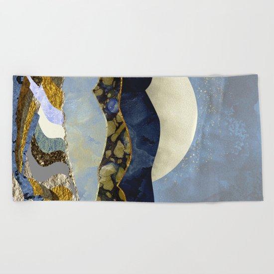 Firefly Sky Beach Towel