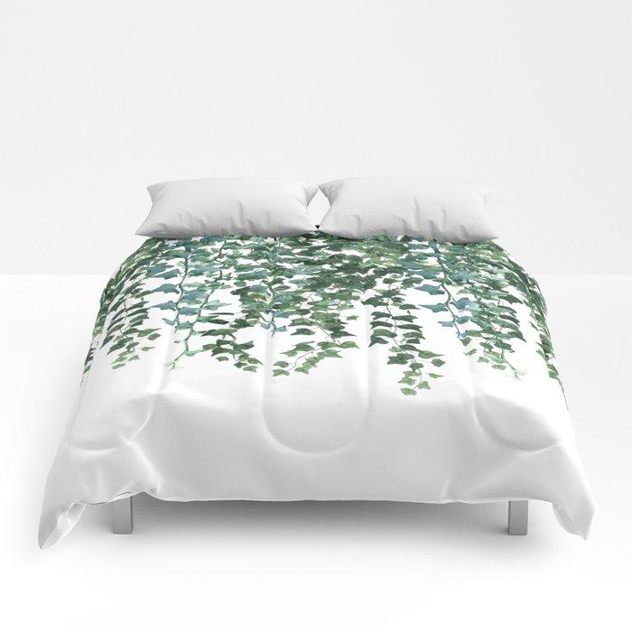 Ivy Vine Drop Comforters