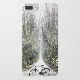 Bicycle Path iPhone Case